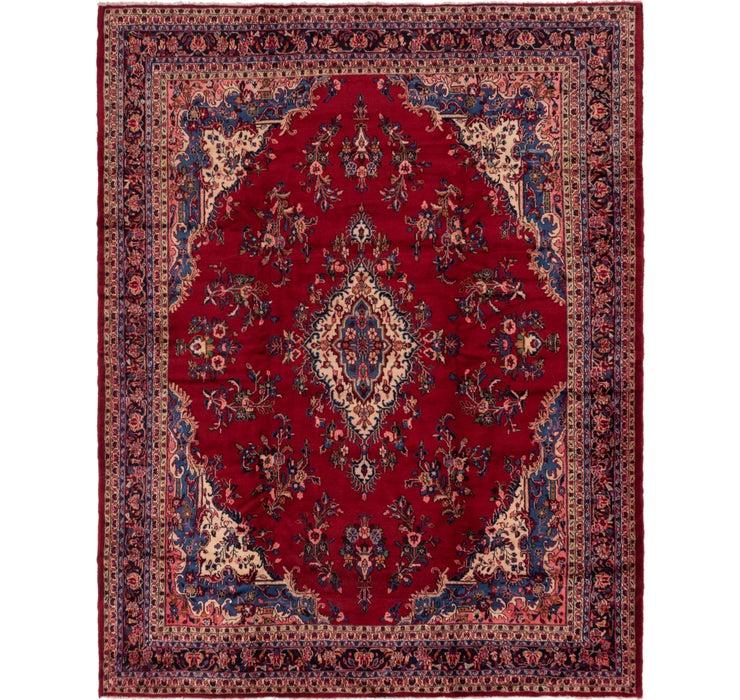 10' 5 x 13' 5 Shahrbaft Persian Rug
