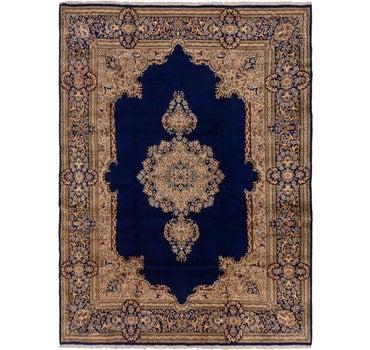 9' 10 x 13' 2 Kerman Persian Rug main image