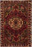6' 3 x 9' 7 Bakhtiar Persian Rug thumbnail