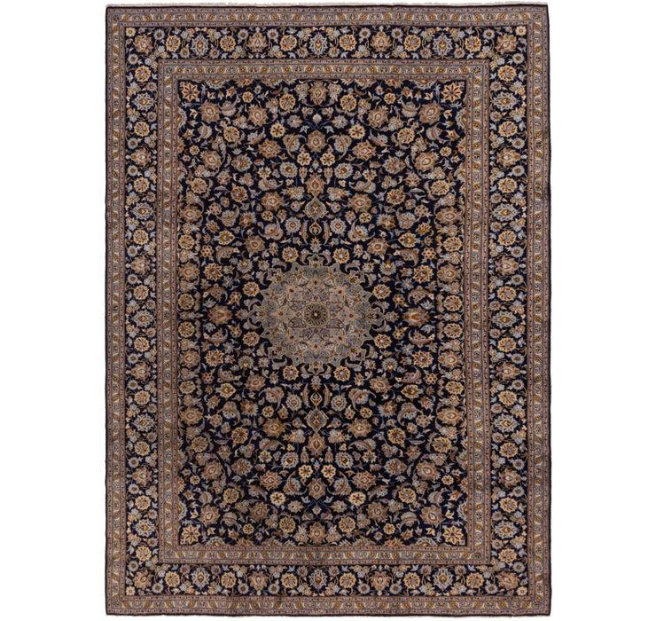 305cm x 417cm Kashan Persian Rug