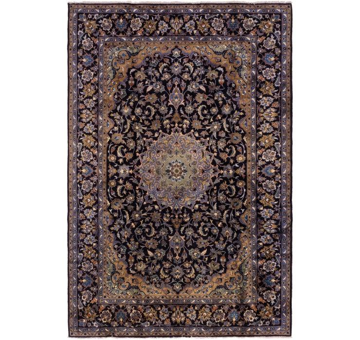 235cm x 348cm Kashan Persian Rug