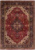 8' x 11' 3 Tabriz Persian Rug thumbnail
