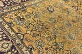 9' 5 x 10' 9 Tabriz Persian Square Rug thumbnail