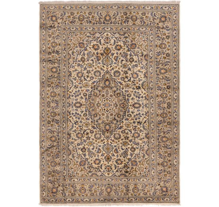 230cm x 325cm Kashan Persian Rug