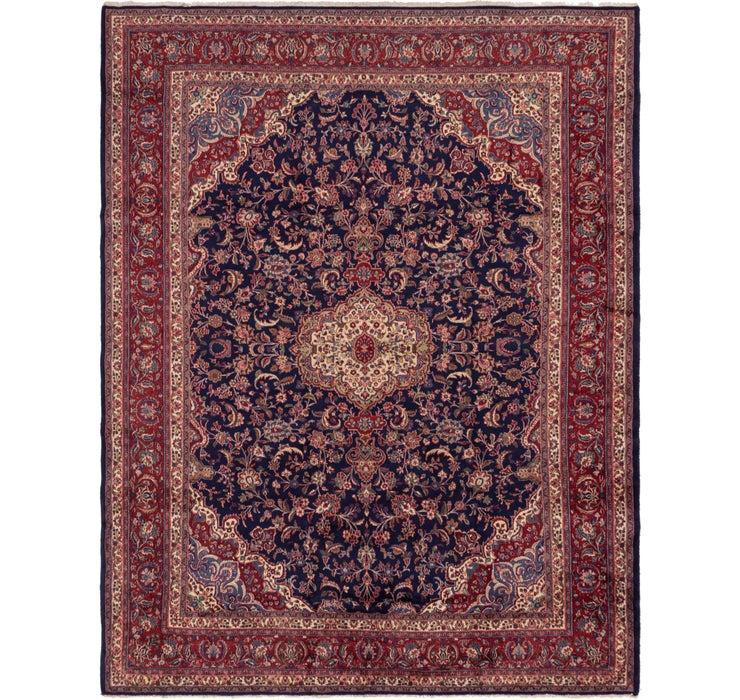 10' 5 x 13' 9 Shahrbaft Persian Rug