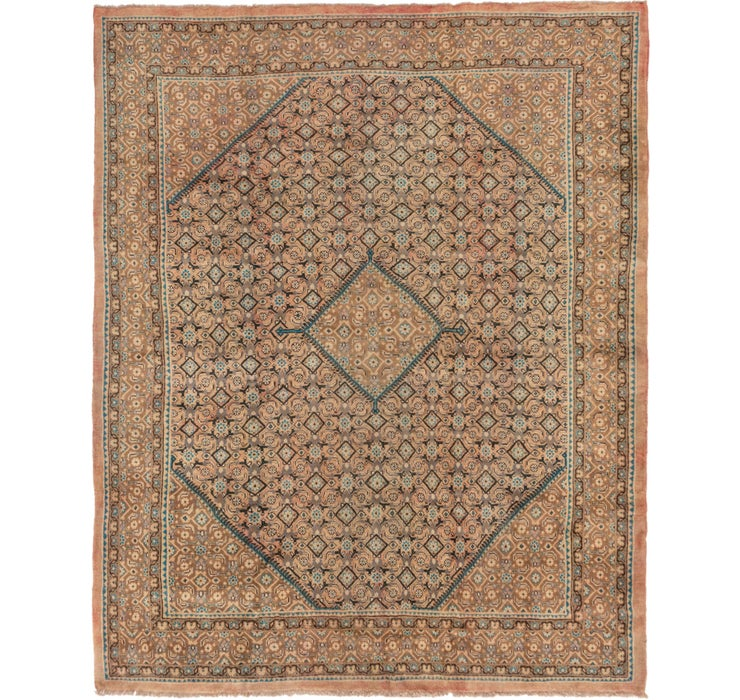 9' 9 x 12' 2 Farahan Persian Rug