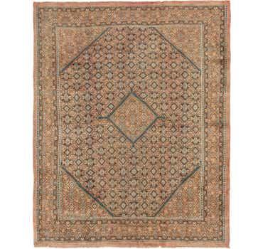 Image of 9' 9 x 12' 2 Farahan Persian Rug