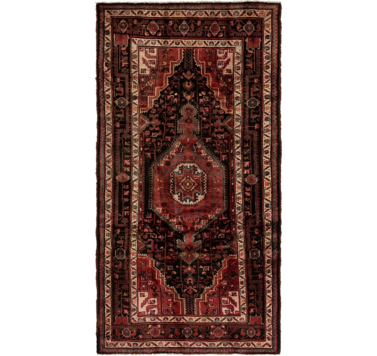 5' x 9' Tuiserkan Persian Rug