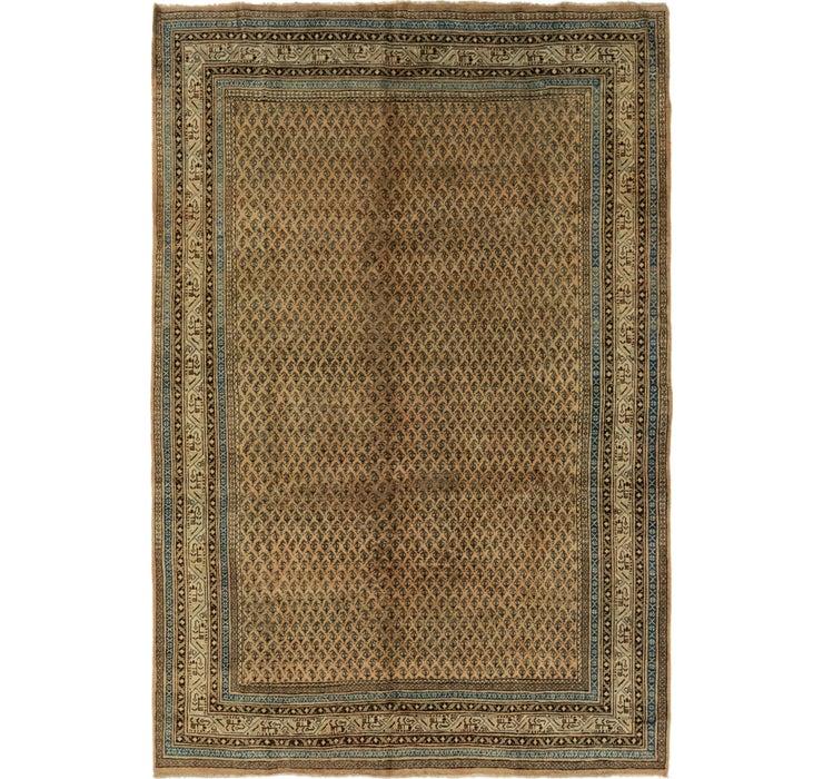 213cm x 318cm Botemir Persian Rug
