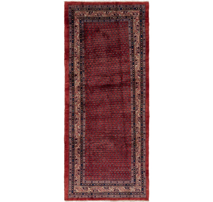 4' 7 x 11' Botemir Persian Runner ...