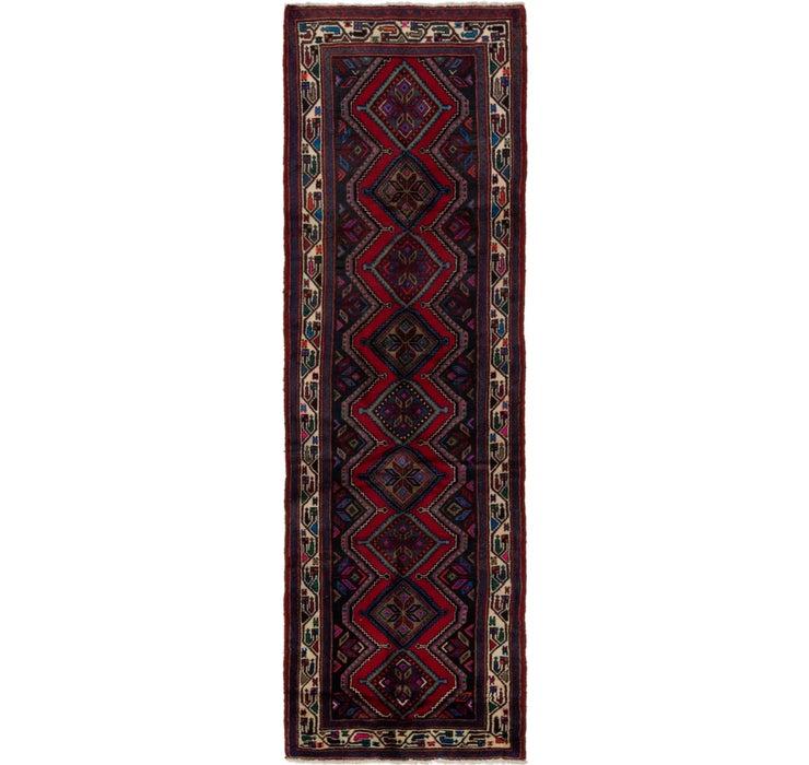 100cm x 315cm Chenar Persian Runner Rug