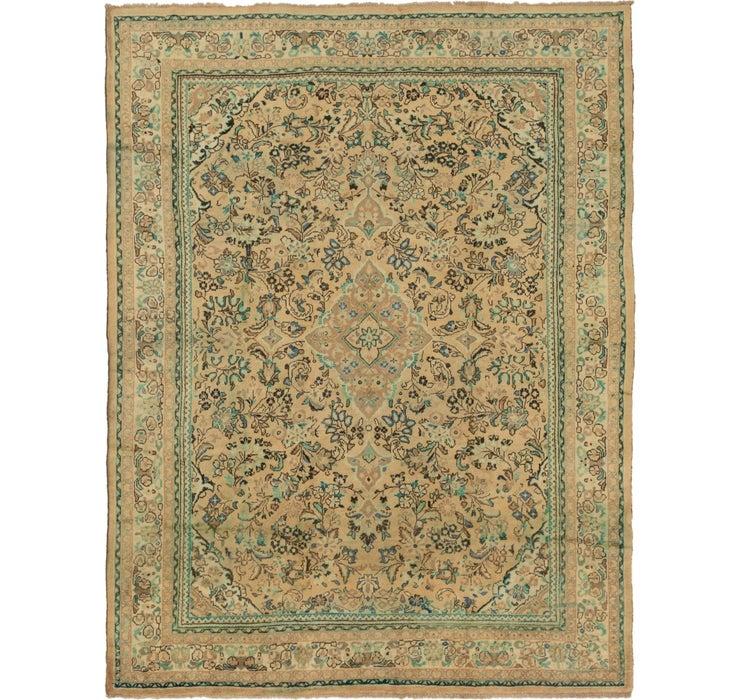 295cm x 385cm Mahal Persian Rug