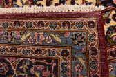 9' 9 x 12' 10 Kashan Persian Rug thumbnail