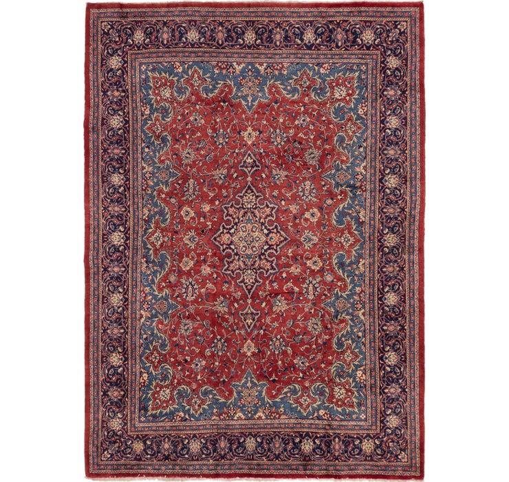 305cm x 420cm Isfahan Persian Rug