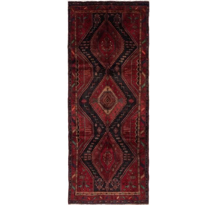 4' x 10' Sirjan Persian Runner Rug
