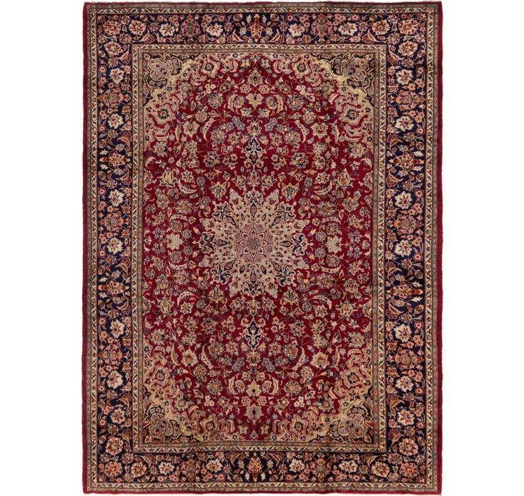 310cm x 427cm Isfahan Persian Rug