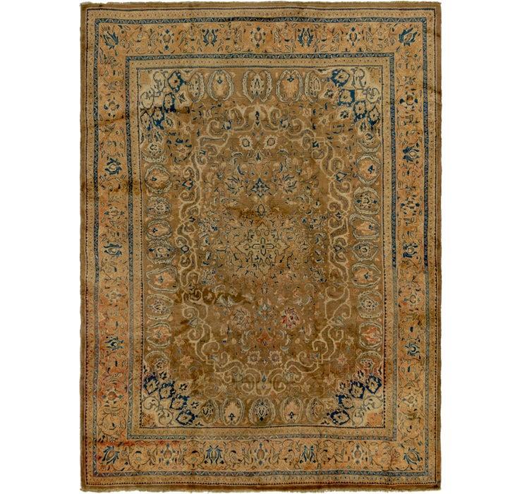 9' 10 x 13' 7 Farahan Persian Rug