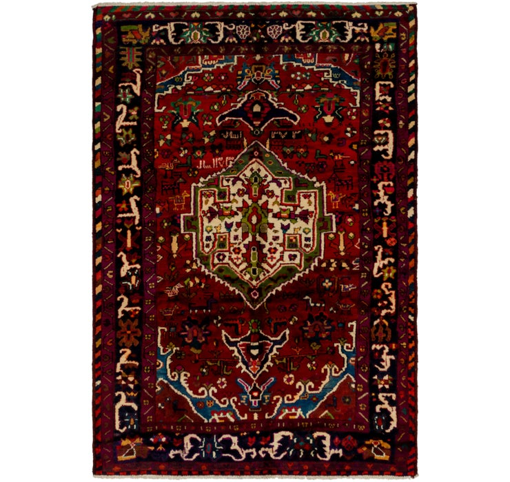 Image of 6' 3 x 9' 3 Bakhtiar Persian Rug