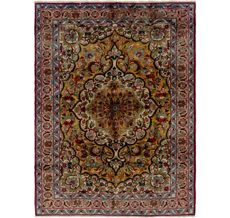 8' 2 x 11' 2 Bakhtiar Persian Rug