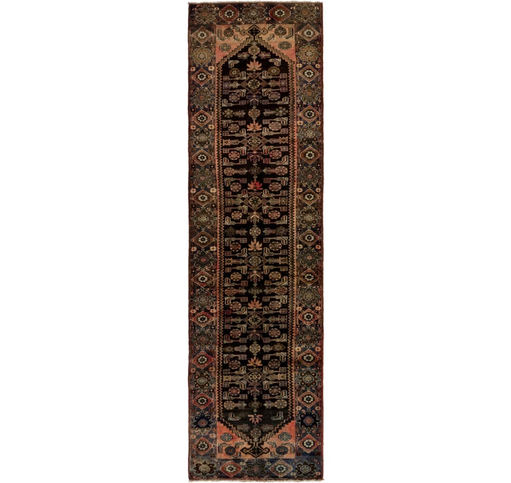 3' 7 x 13' 4 Saveh Persian Runner Rug