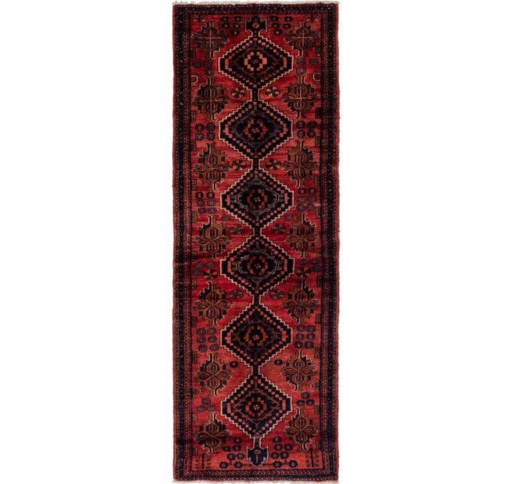 117cm x 300cm Shahsavand Persian Runn...