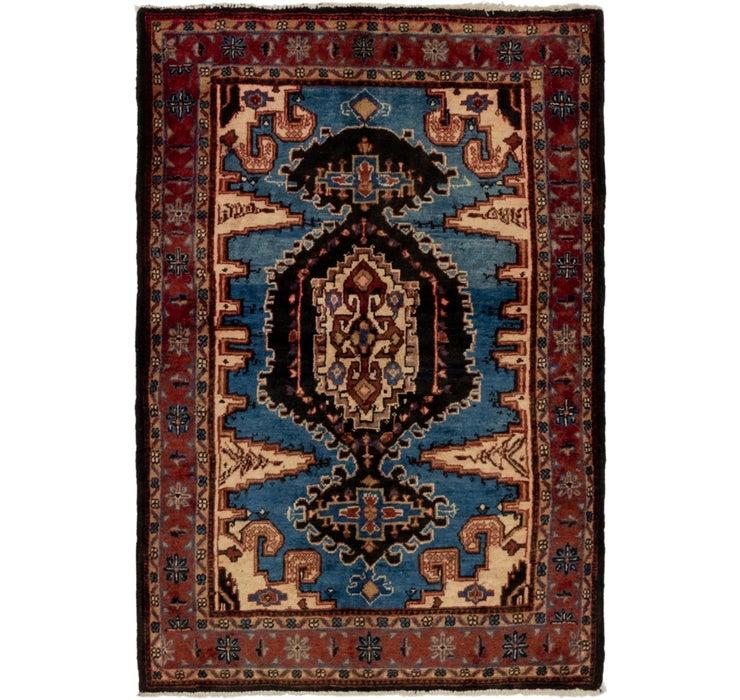 3' 10 x 5' 10 Viss Persian Rug