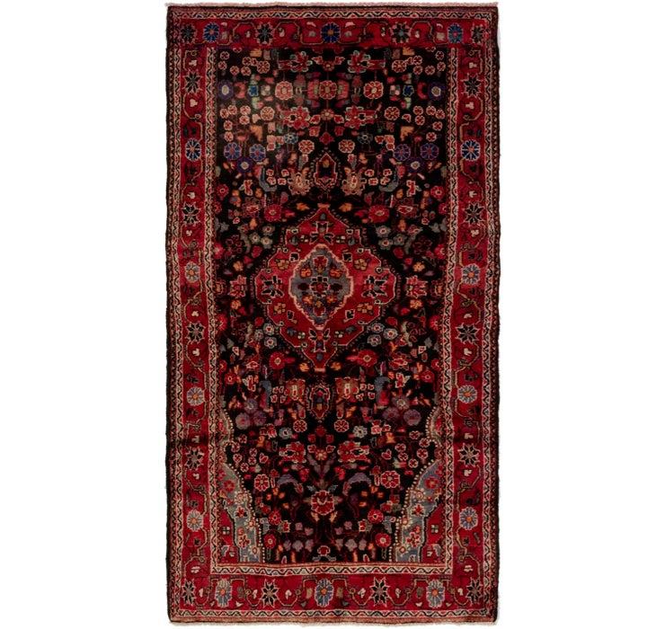 4' x 7' 7 Tuiserkan Persian Rug