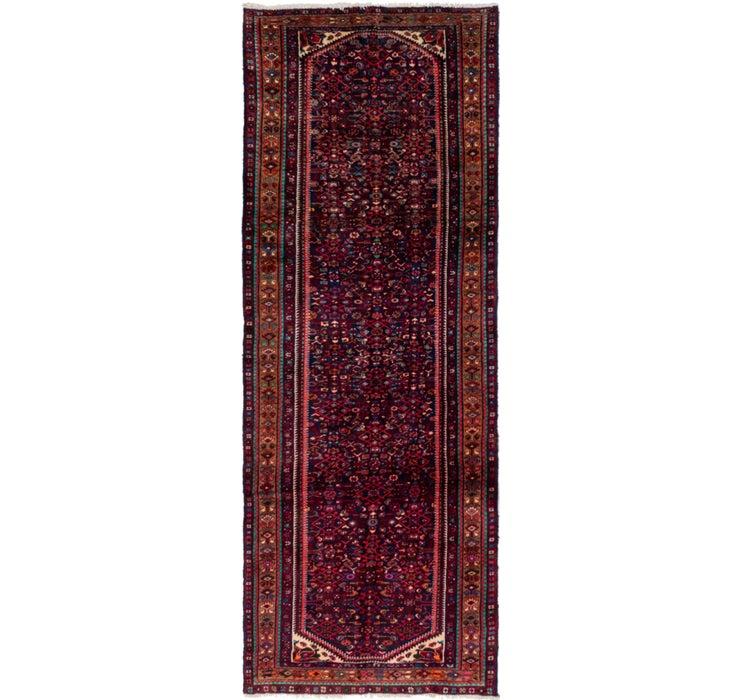 112cm x 305cm Bidjar Persian Runner Rug
