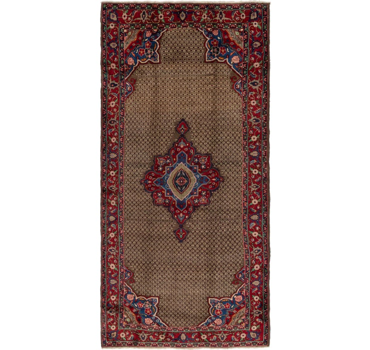 152cm x 310cm Songhor Persian Runner ...