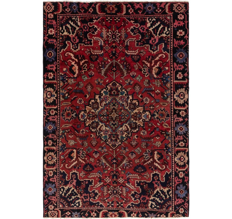 6' 5 x 10' 4 Bakhtiar Persian Rug