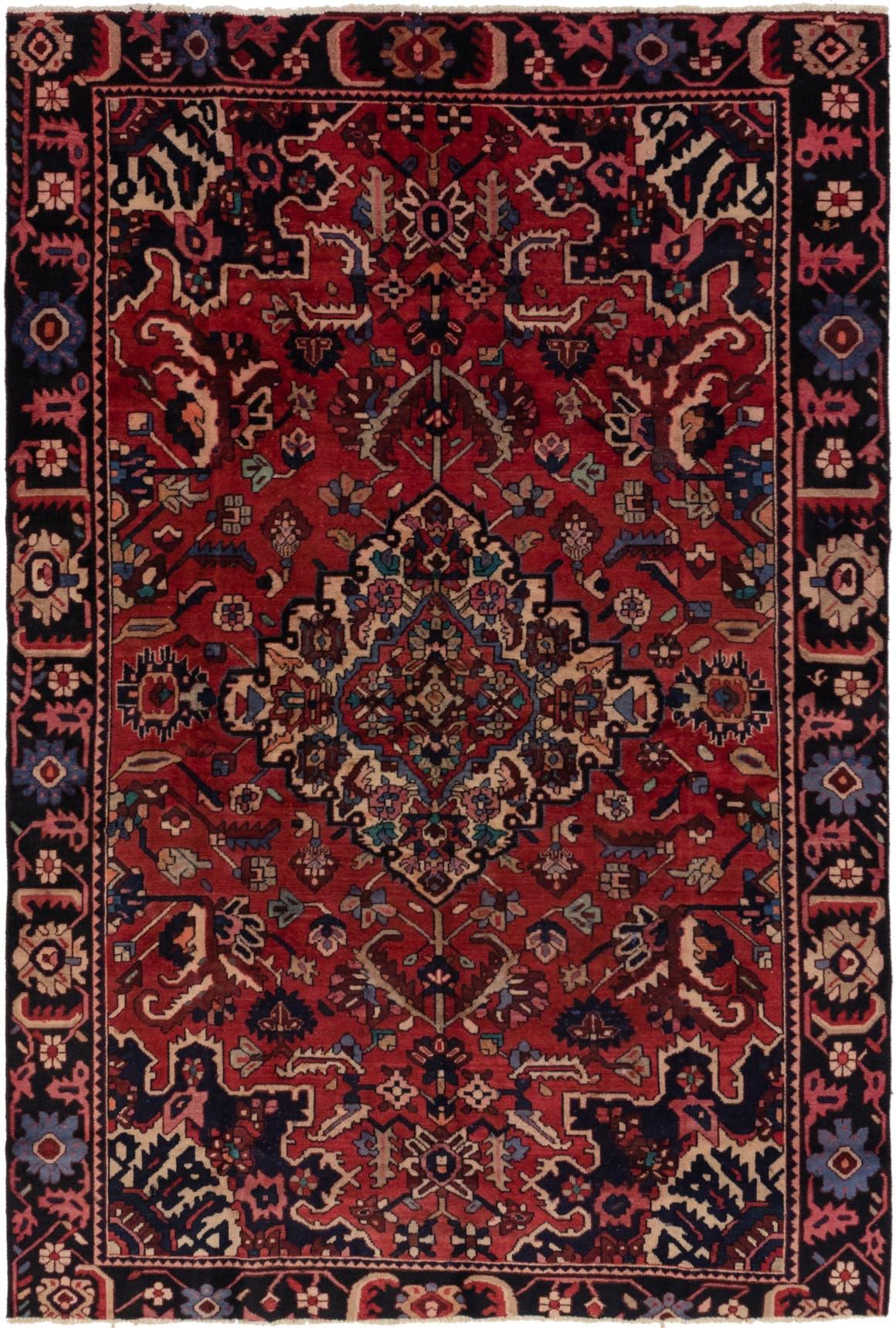 6' 5 x 10' 4 Bakhtiar Persian Rug main image