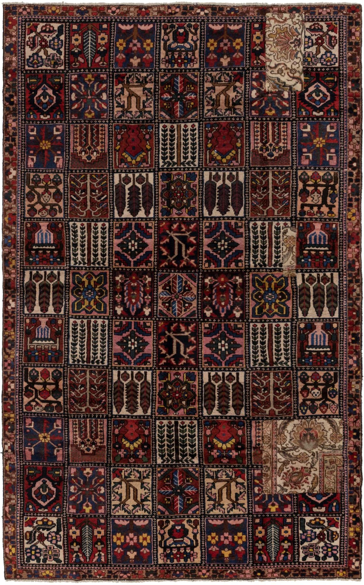7' x 11' 7 Bakhtiar Persian Rug main image