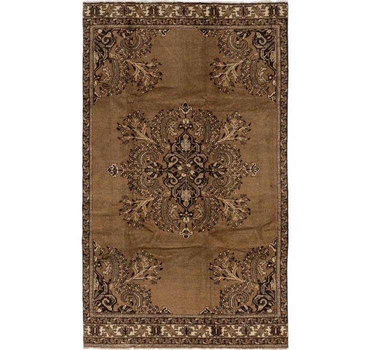 165cm x 285cm Ferdos Persian Rug