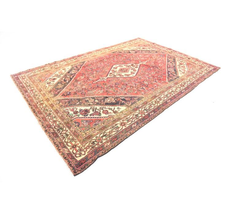 200cm x 297cm Hamedan Persian Rug