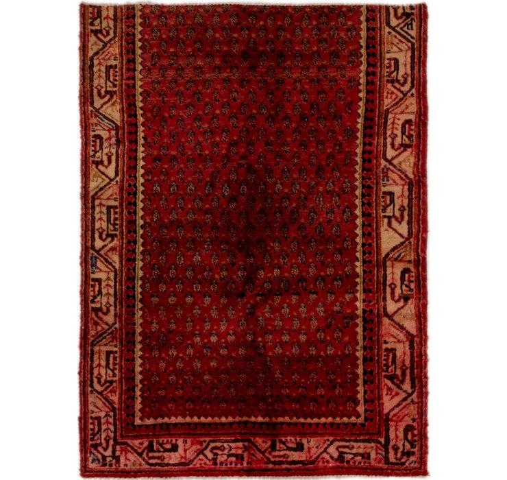 100cm x 135cm Botemir Persian Rug