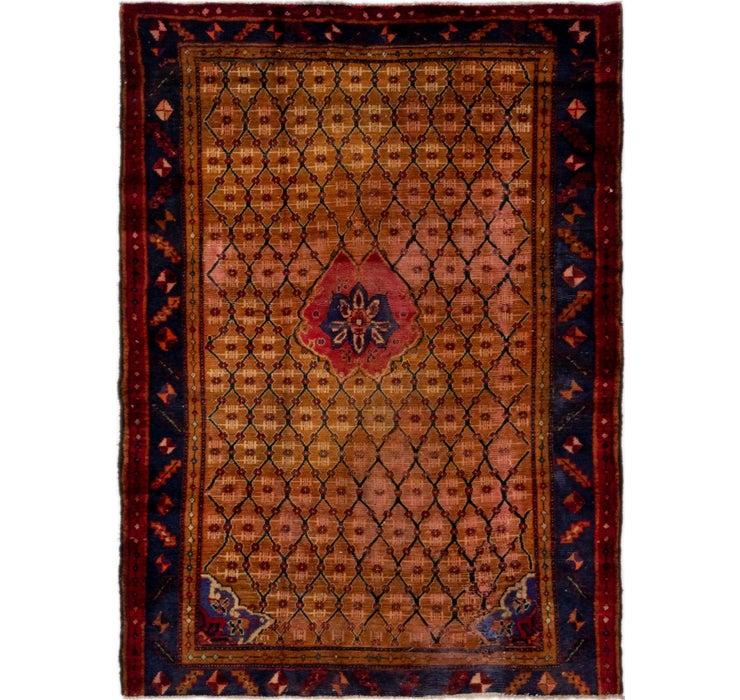 145cm x 203cm Koliaei Persian Rug