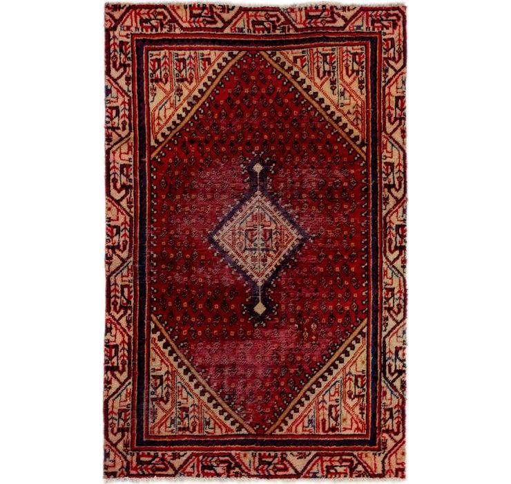 3' 3 x 5' 2 Botemir Persian Rug
