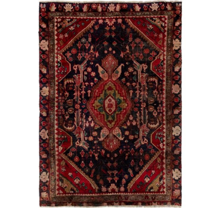 127cm x 183cm Hamedan Persian Rug