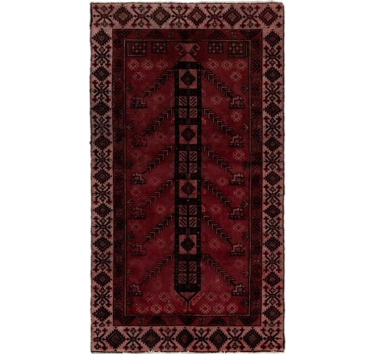 110cm x 195cm Ferdos Persian Rug