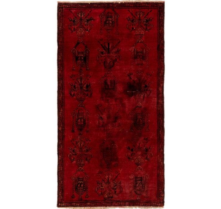 97cm x 183cm Ferdos Persian Rug