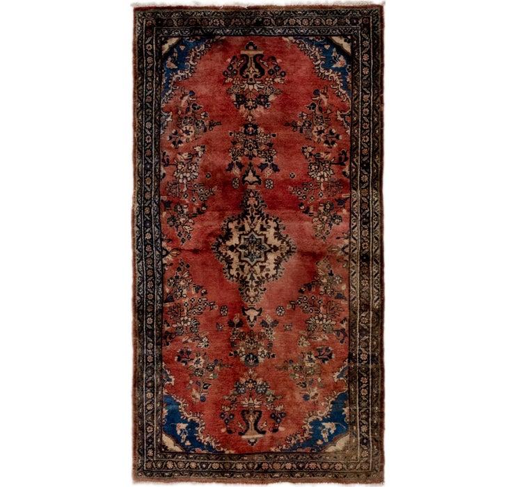 3' 4 x 6' 5 Shahrbaft Persian Runne...