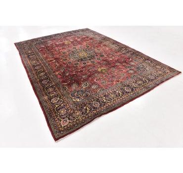 8' x 11' 2 Sarough Persian Rug main image