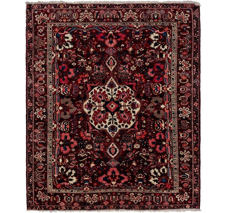 10' x 12' 7 Bakhtiar Persian Rug