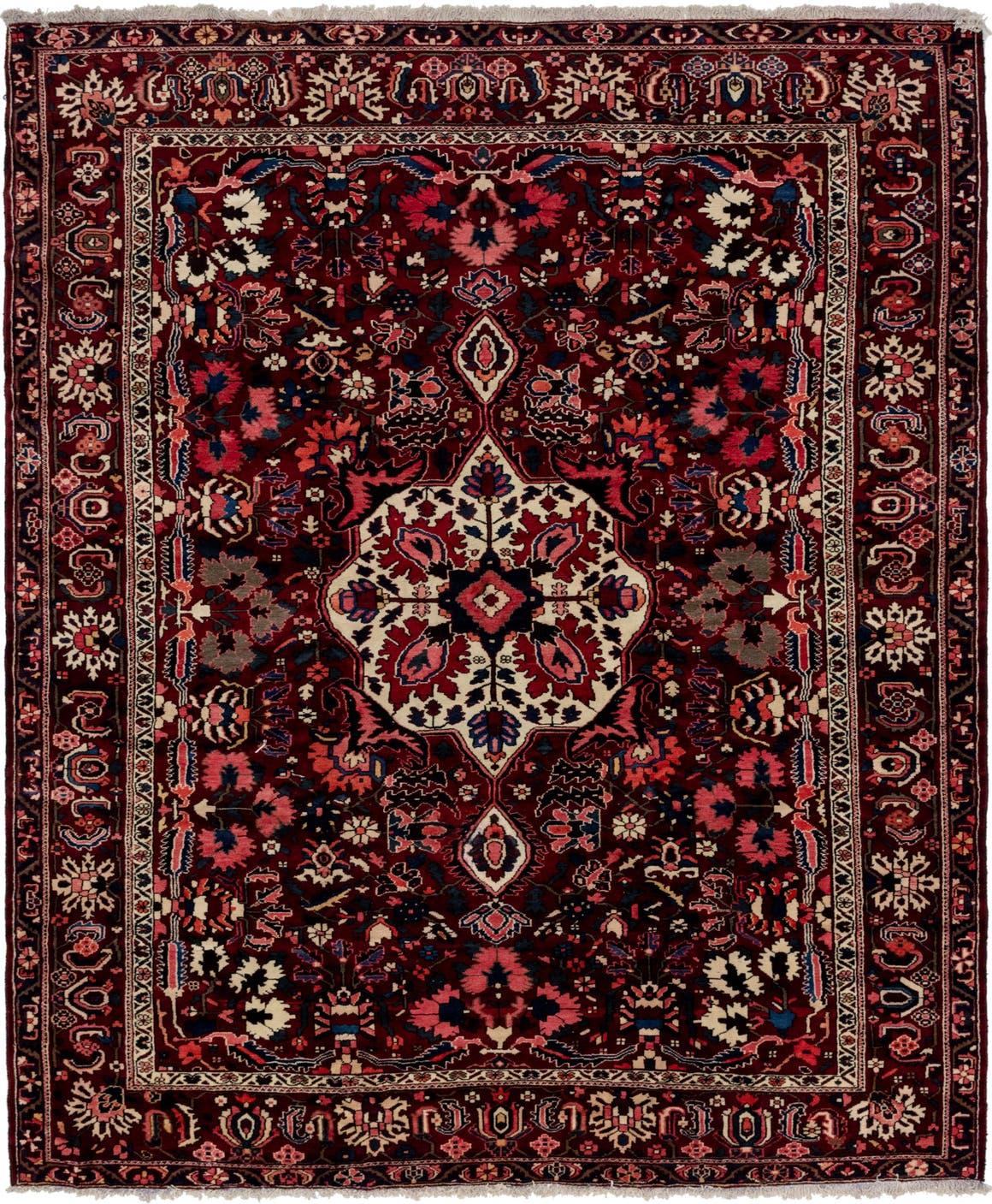 10' x 12' 7 Bakhtiar Persian Rug main image