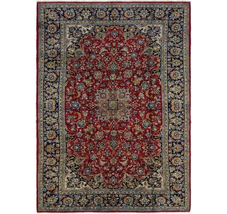 267cm x 385cm Isfahan Persian Rug