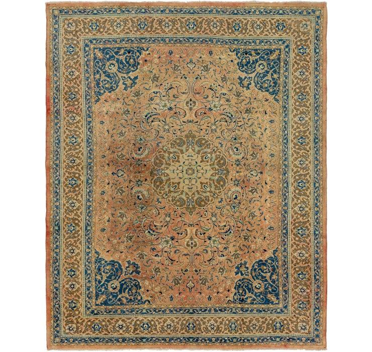 297cm x 375cm Farahan Persian Rug