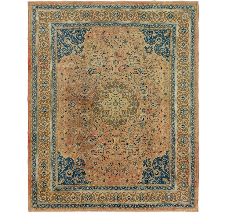 9' 9 x 12' 4 Farahan Persian Rug