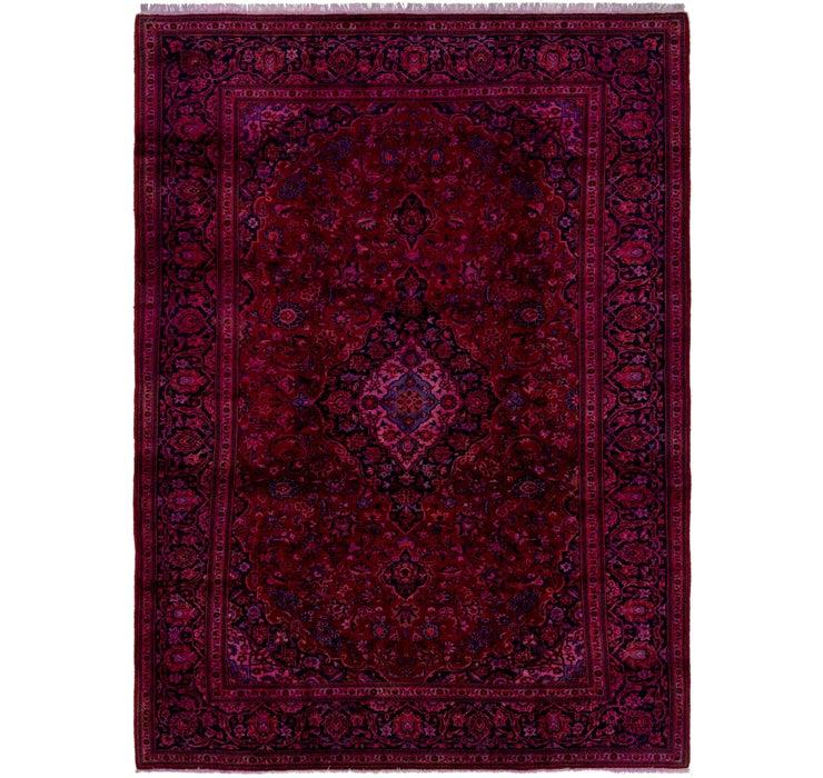 267cm x 390cm Mashad Persian Rug