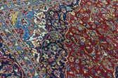 9' 9 x 13' 10 Kashan Persian Rug thumbnail