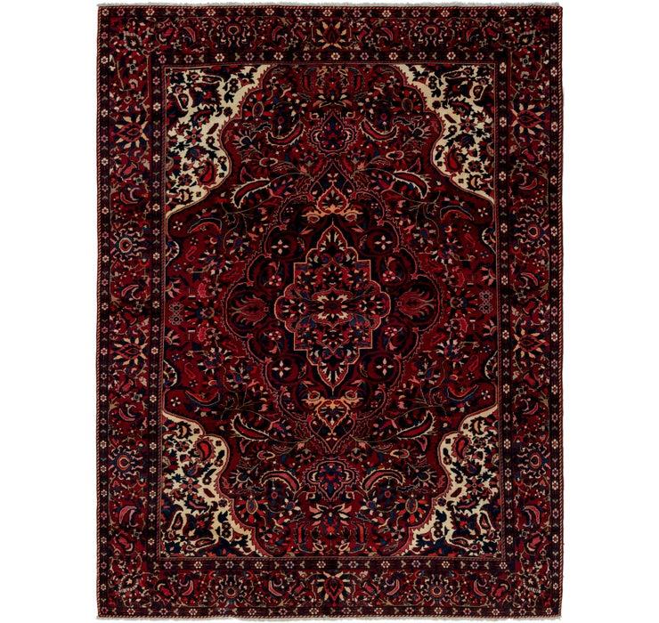 8' 5 x 11' 7 Bakhtiar Persian Rug